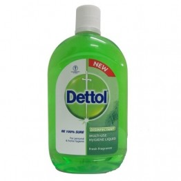 Dettol Disinfectant Multi-Use Hygiene Liquid - Fresh Fragrance Antispectic